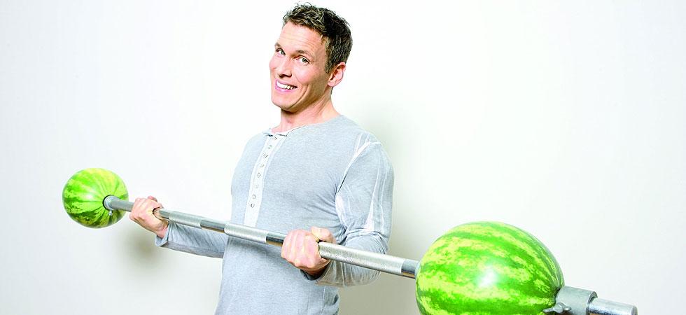 Melonenhantel